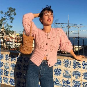 9 Charming Tops French Girls Are Wearing With Their Jeans