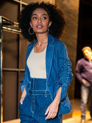 Celebs Are Giving This Controversial Denim Trend a Big Hell Yes