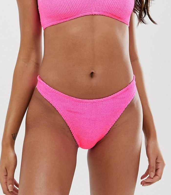 260c48b840 V-Front Bikini Bottoms Are Trending This Year | Who What Wear UK