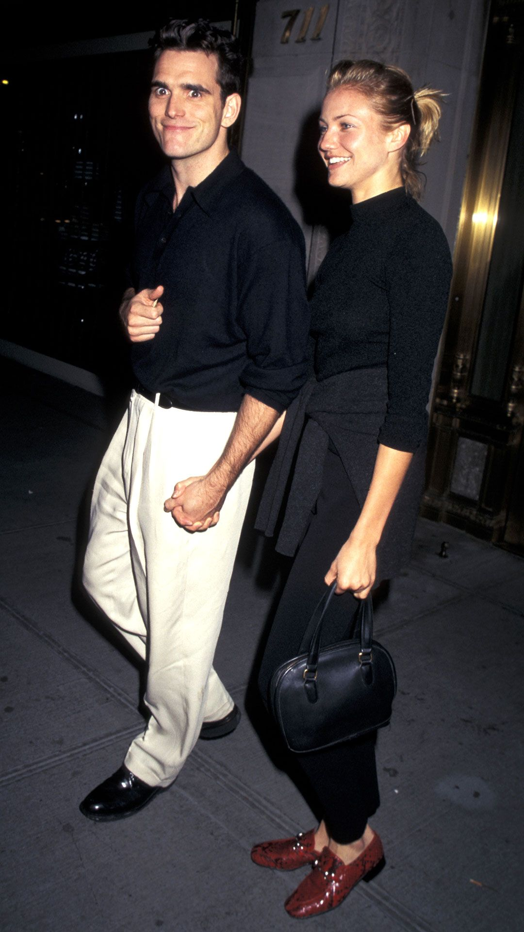 We've Overlooked Cameron Diaz's '90s Style for Far Too Long