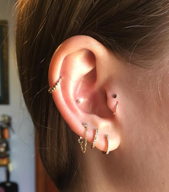b384203de 4 Ear Piercing Tips From L.A.'s Most Popular Piercer | Who What Wear