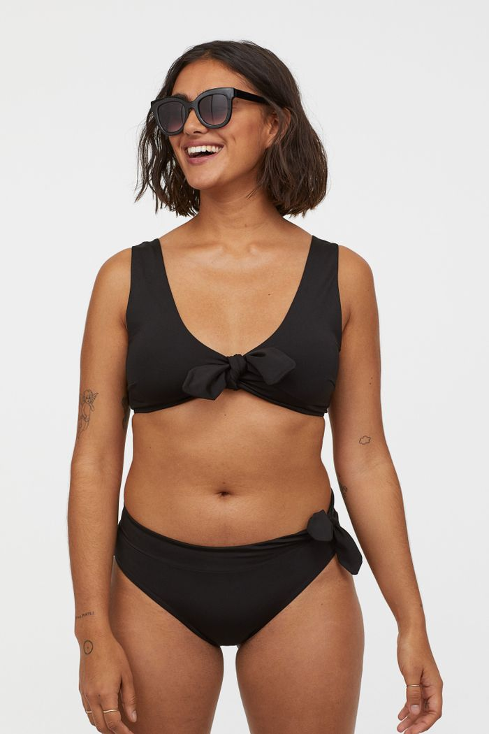 3abea1e8407 The Best Under $50 Swimsuits at H&M | Who What Wear