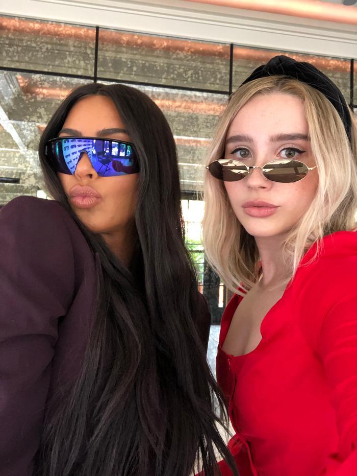 Interview Kim Kardashian West On Her Carolina Lemke