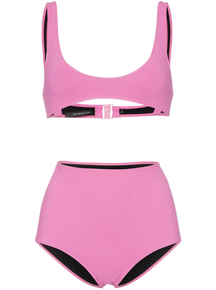 a98a3afc0c 13 Swimsuits-With-Shorts That Are So Stylish | Who What Wear