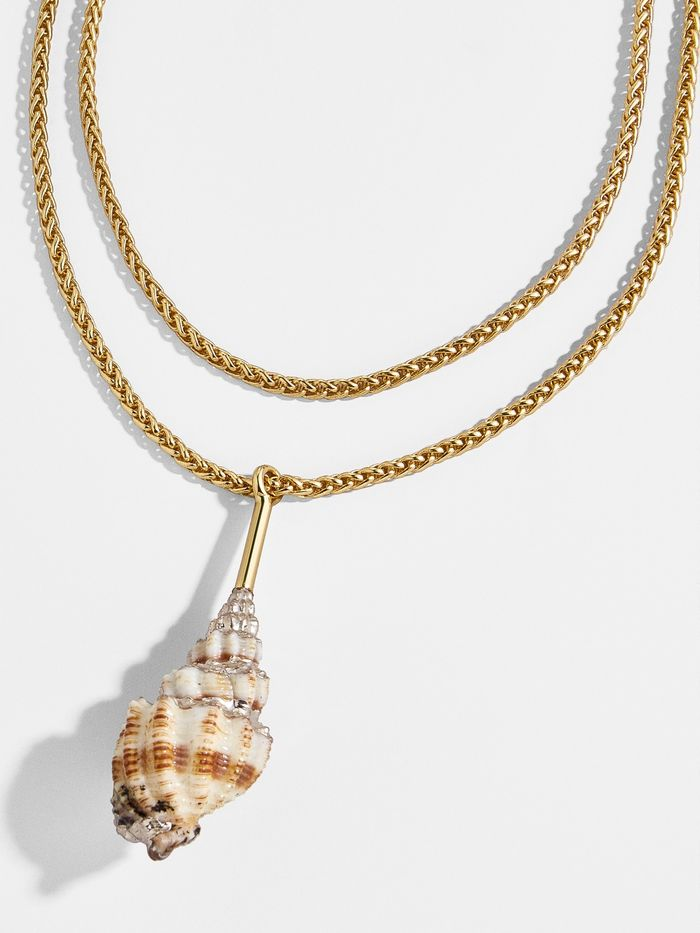 Shell Jewelry Trend | Who What Wear