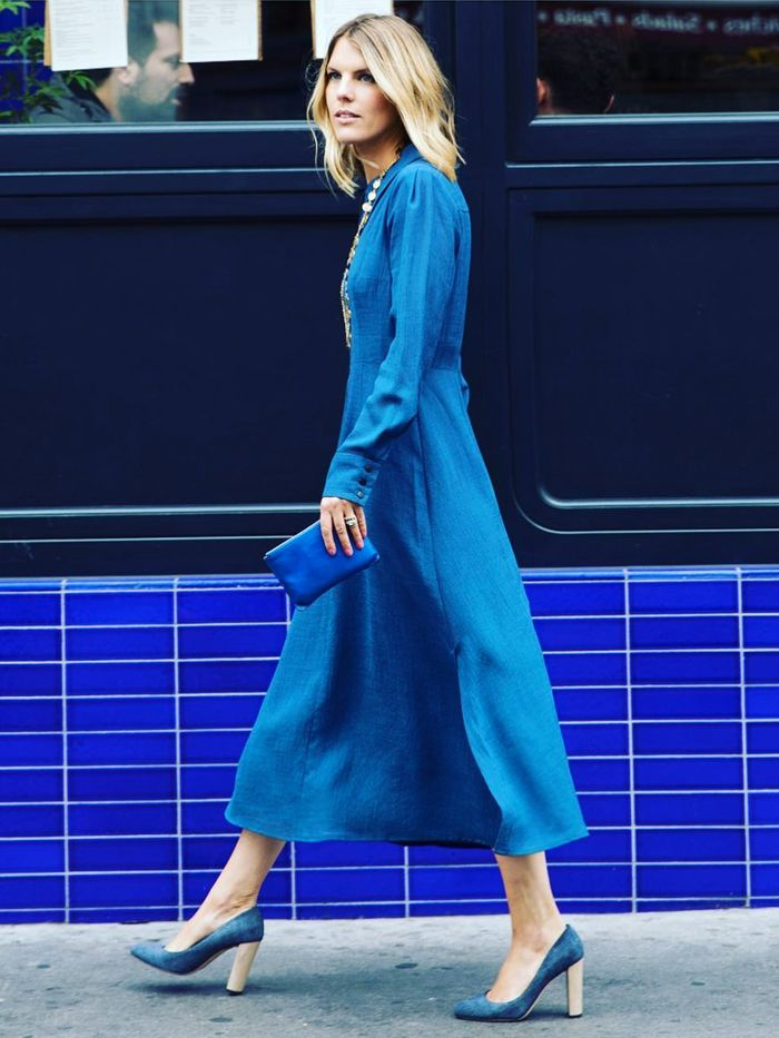 69033e88cf5a1 Workwear Tips From Ex-Vogue Editor Ginnie Chadwyck-Healey   Who What Wear UK