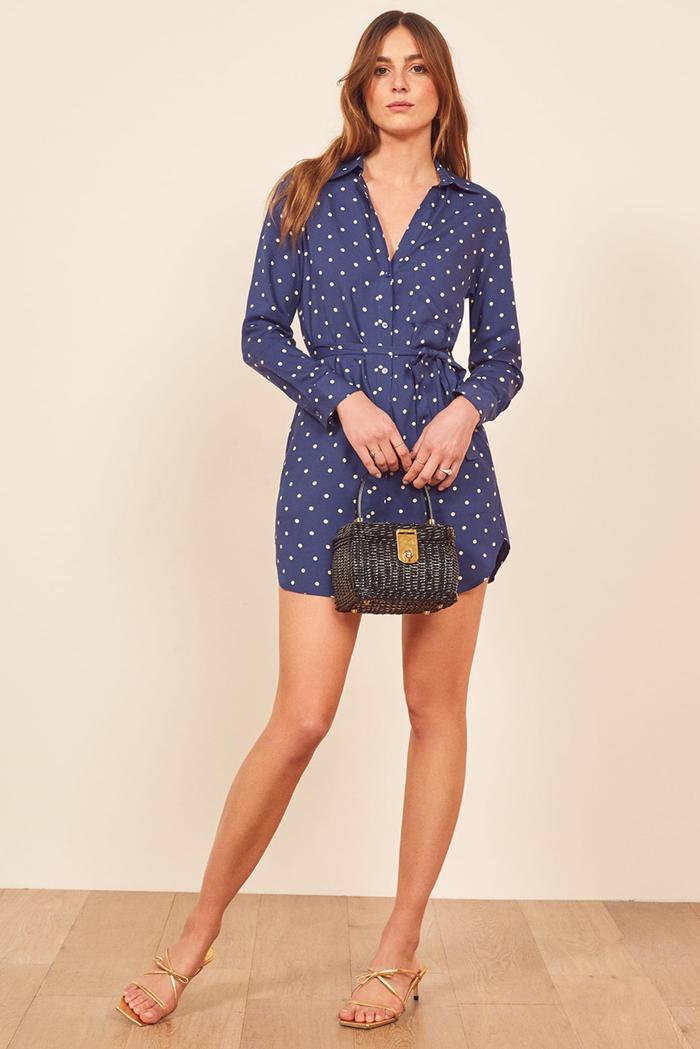 4aa14bd36b6 Shop the Best Under- 100 Reformation Dresses