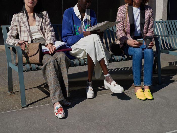 Spring's Most Lust-Worthy Shoes Are Naturally Gucci