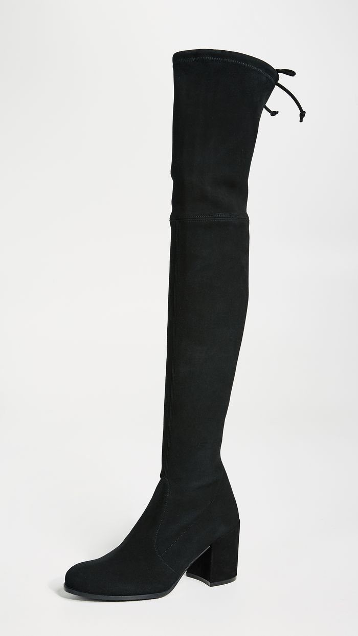 f081030bd 9 Ways J.Lo Has Styled Over-the-Knee Boots for 18 Years   Who What Wear