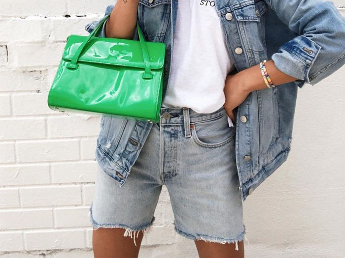 I'm Both Shocked and Intrigued That This Controversial Denim Trend Is a Thing