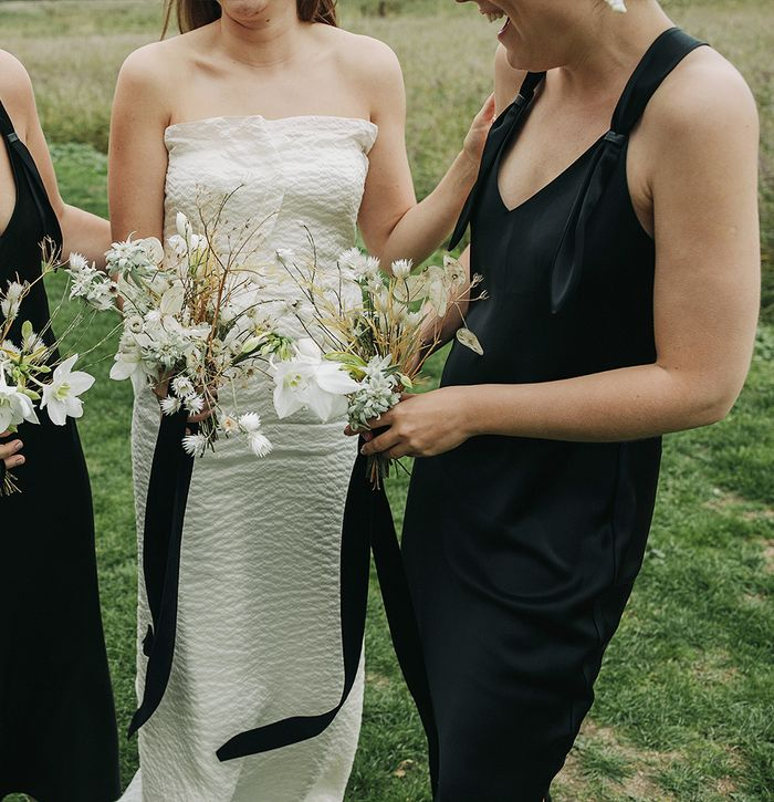 I Just Found Out Which Bridesmaid Dresses Are Trending This Season