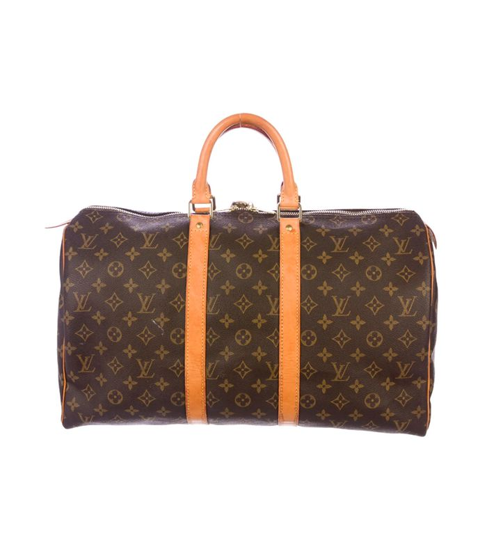 7043dac96e How to Shop Affordable Louis Vuitton Luggage | Who What Wear