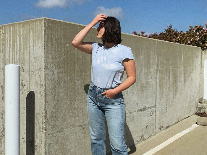 b82d3d6930b901 The 8 Best Agolde Jeans—and the Pair I'm Wearing Nonstop   Who What Wear