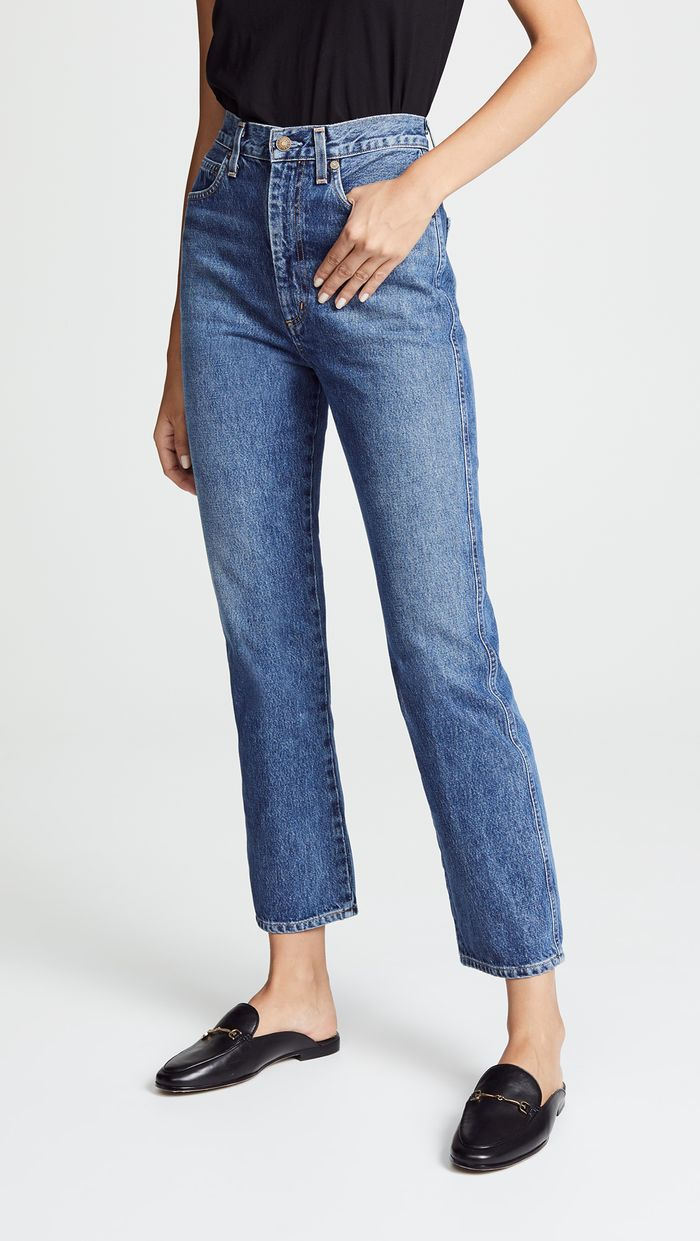 The 10 Best-Selling Jeans on Who What Wear This Month