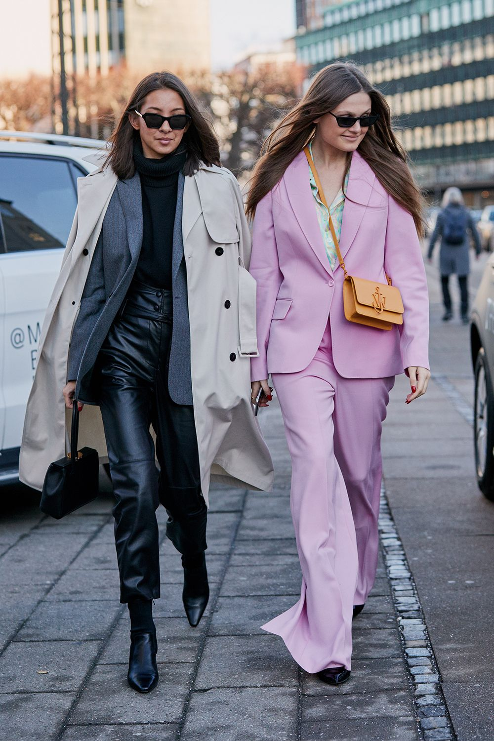 Why Fashion Girls Are Going to Start Sharing Their Clothes in 2019