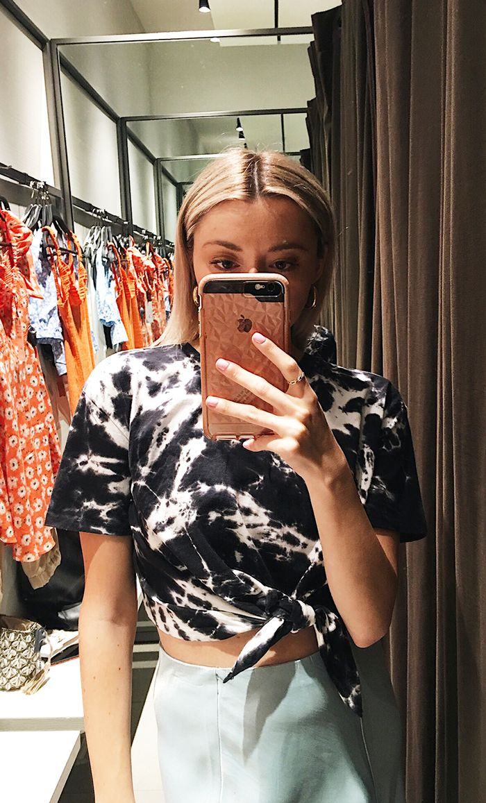 We Tried On the Biggest Spring Trends at Zara—These Ones Were Perfect