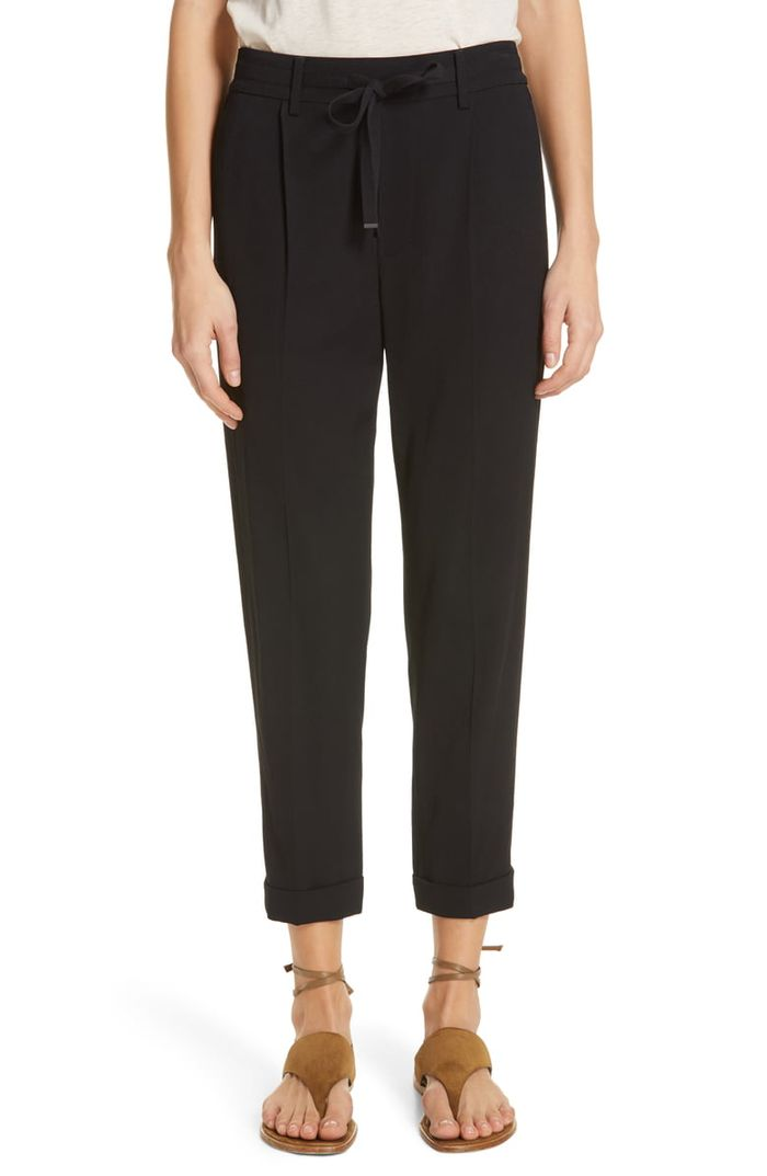 66685f38fe8c16 18 Stylish Travel Pants for Women, and How to Wear Them   Who What Wear
