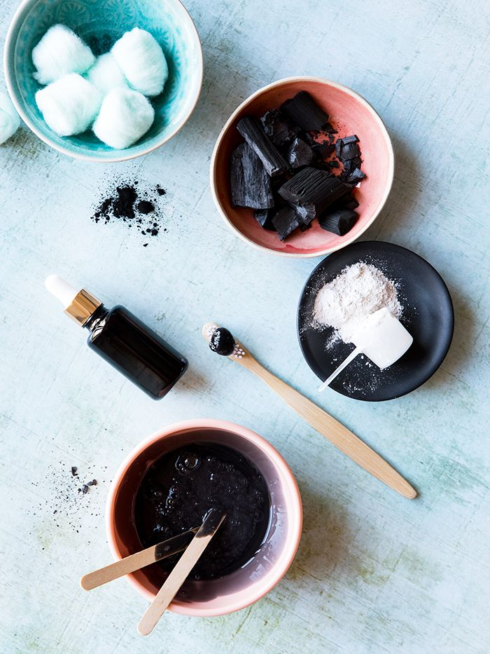 Is Activated Charcoal Good for You? Nutritionists Weigh In