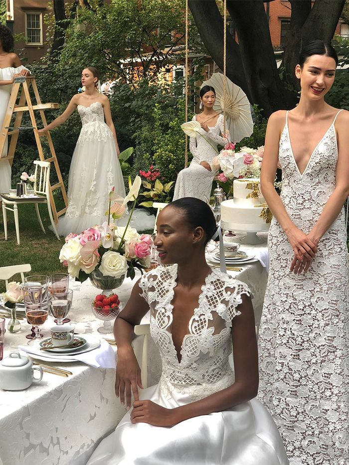 2019 Wedding Trends.These Will Be The 7 Biggest Bridal Trends Of 2019 Who What