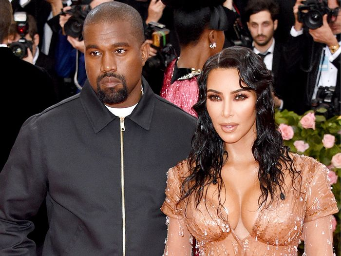 Kim Kardashian and Kanye West Just Welcomed Baby #4
