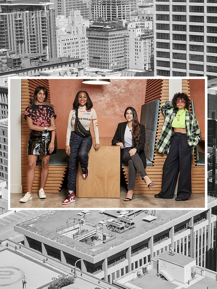 976eeb0f9 What 4 of Farfetch's Coolest Employees Wear to Work | Who What Wear
