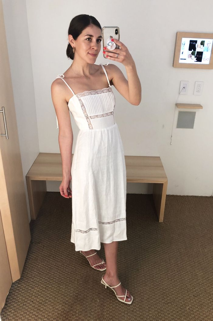 I Tried on 21 Dresses From Reformation, Topshop, and Zara—These 10 Made the Cut