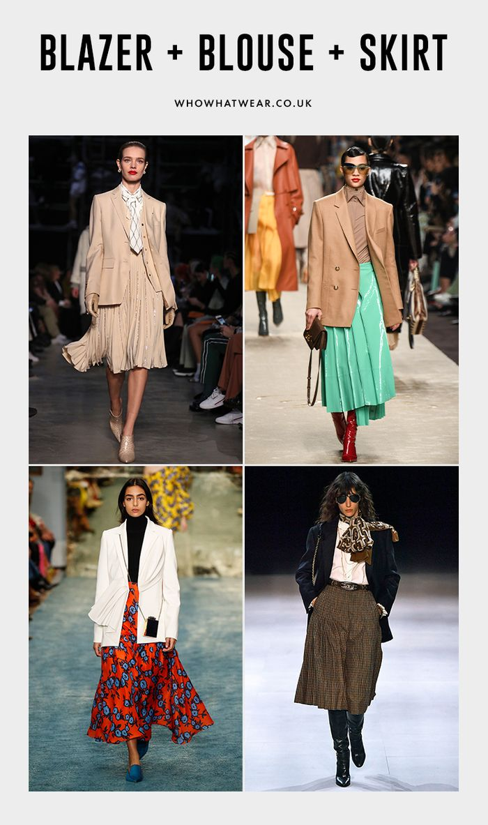 69dc9528e Autumn/Winter 2019 Trends: The Key Fashion Looks to Know Now | Who ...