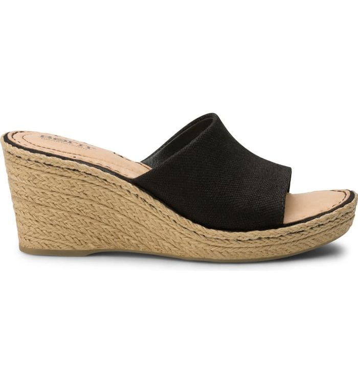 fdd6769ddf 20 Comfortable (and Cute) Wedges for Walking | Who What Wear