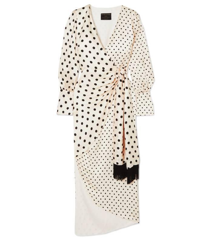 Zara S Polka Dot Dress Is Taking Over London Who What