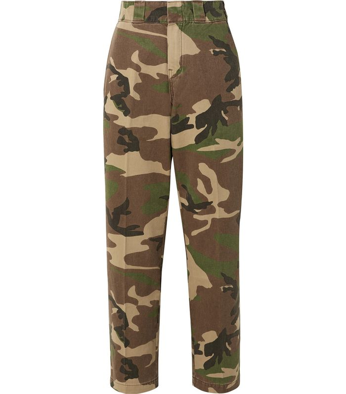 68954c87ae0ef The Controversial Camo Pants Trend Is Officially Back   Who What Wear