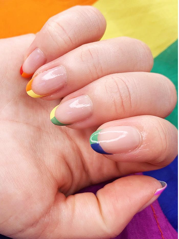 Pride Nail Art Ideas
