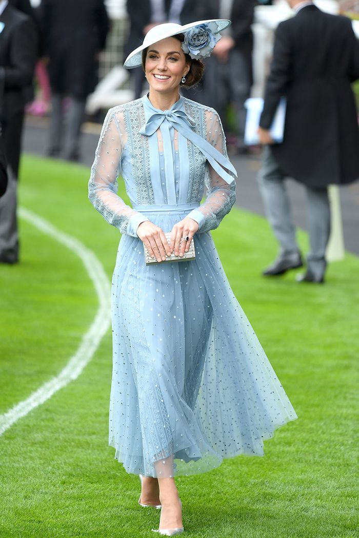 From Kate Middleton to Lady Kitty Spencer, You Have to See These Ascot Outfits