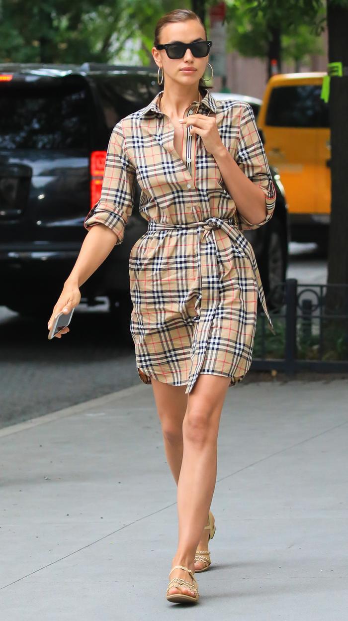 6e77915fe Irina Shayk Style: 5 Looks I Want to Copy This Summer | Who What Wear UK