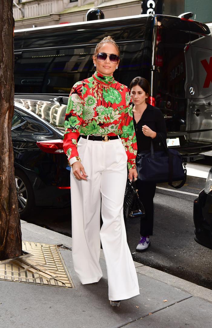 3 Items Jennifer Lopez Wears Instead of Jeans