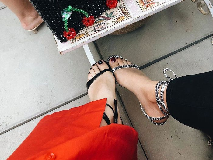 It's Over: 7 Sandal Trends We're Splitting Up With