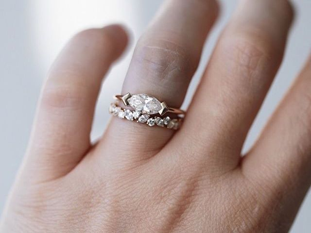 The Engagement Rings You're About to See Everywhere