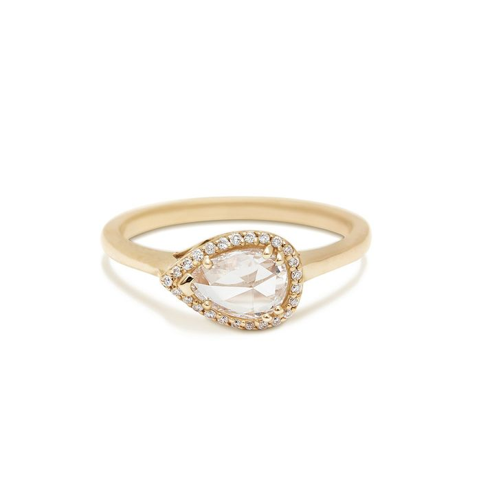 444f733007b4d The East-West Engagement Ring Trend Is on the Rise   Who What Wear