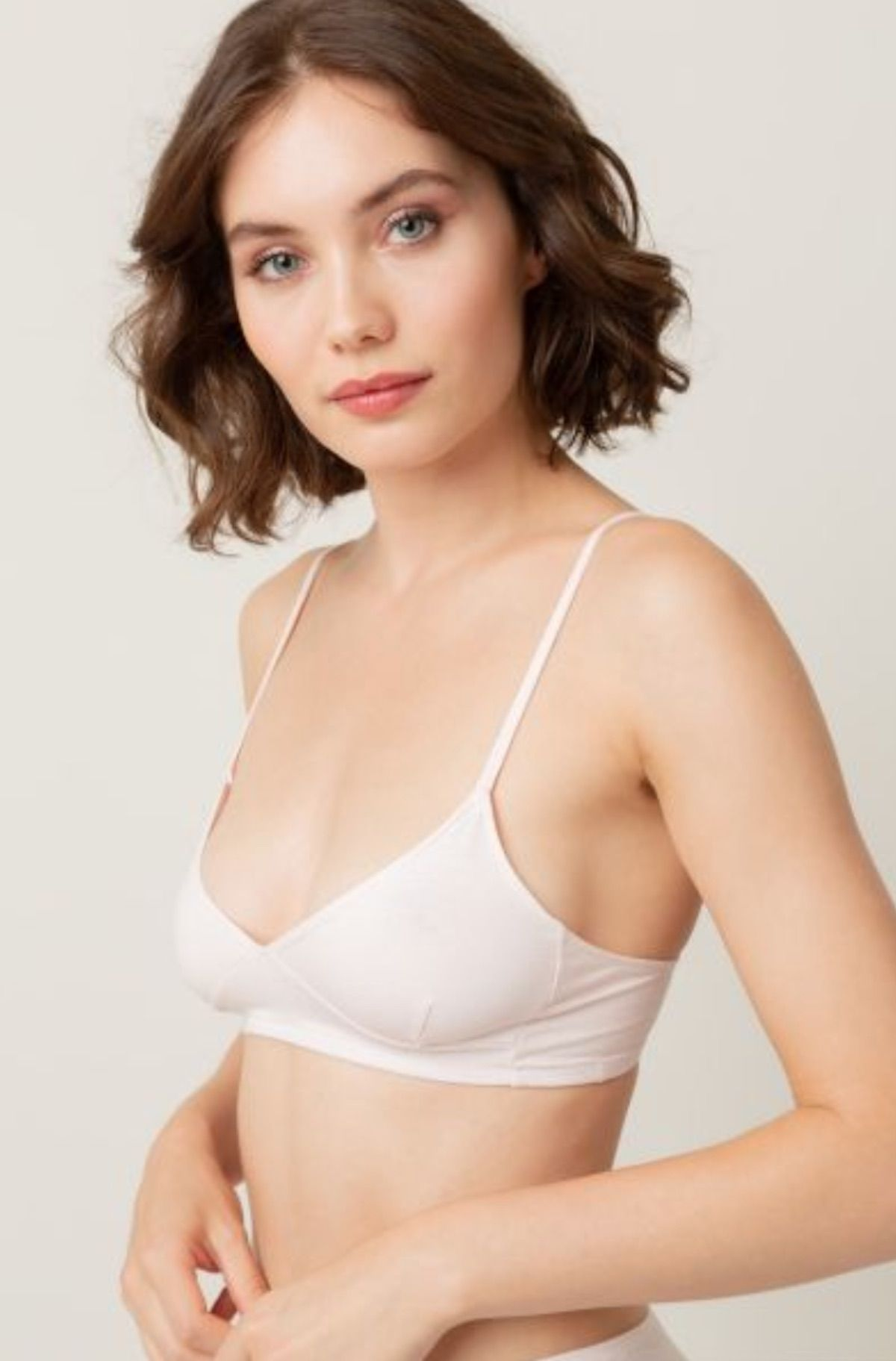 I Haven't Worn a Bra in Years—Here's What I Wear Instead 6