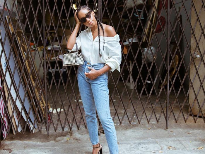 5bf43bd2945459 The Newest Denim Trends and Styles | Who What Wear