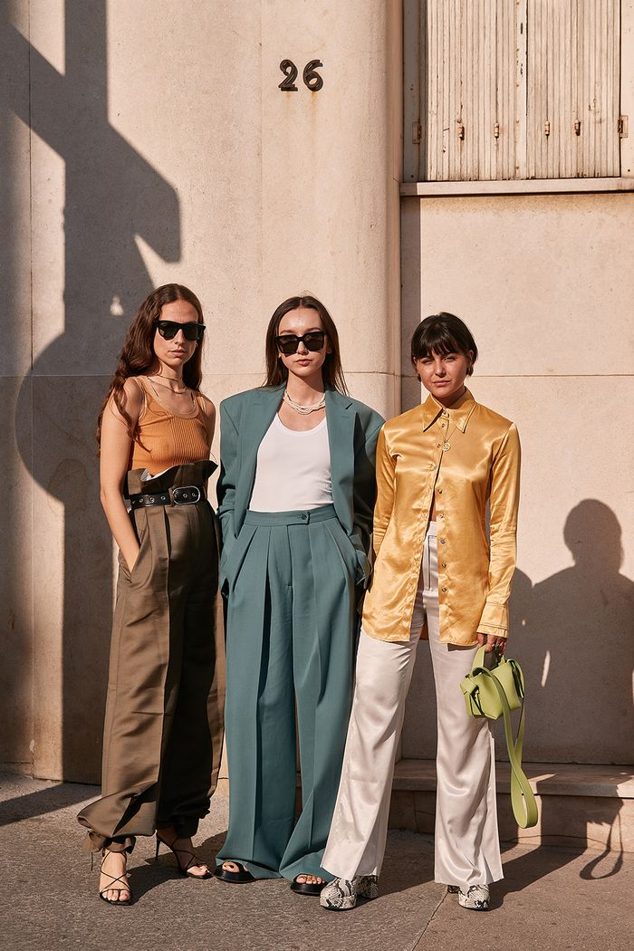 7 New Street Style Trends Taking Off in Paris Right Now