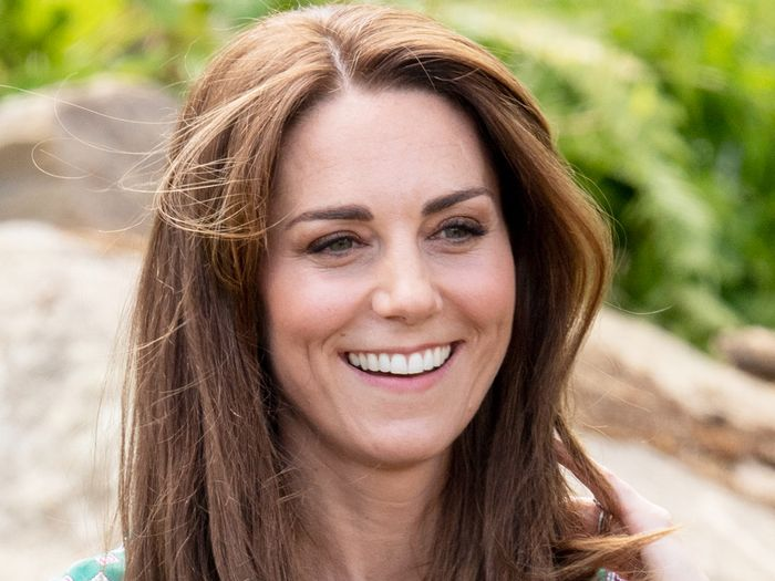 5d8e58e43b Kate Middleton Just Wore a $200 Dress From a French Brand | Who What ...