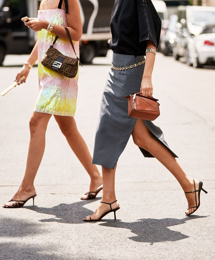 The 5 Sandal Trends You'll Spot in Every Street Style Gallery This Summer