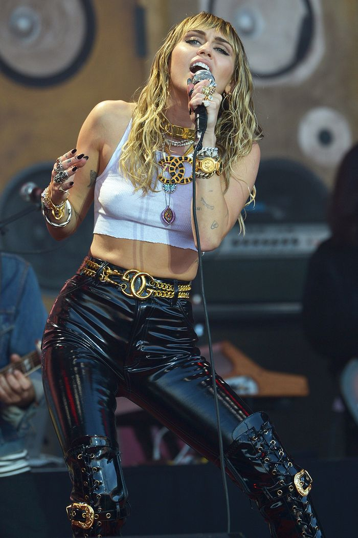 Miley Cyrus's Style Transformation Documented in 42 Fascinating Outfits