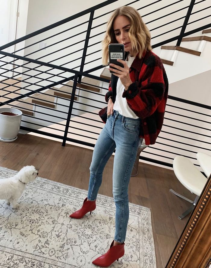 7 Stylish Skinny Jean Outfits to Wear in Fall 2019