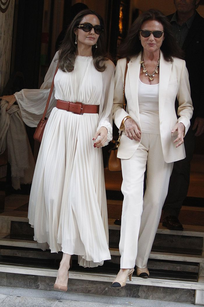 Angelina Jolie Couldn't Look More Expensive in Paris With These Outfits
