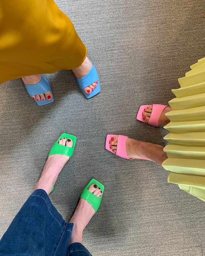 It's Impossible to Not Smile When Looking at These New Zara Sandals