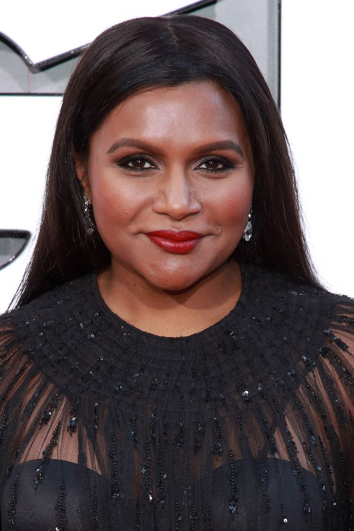 Exclusive: Mindy Kaling on Shaving, Skincare, and Her Hollywood Woman Crush