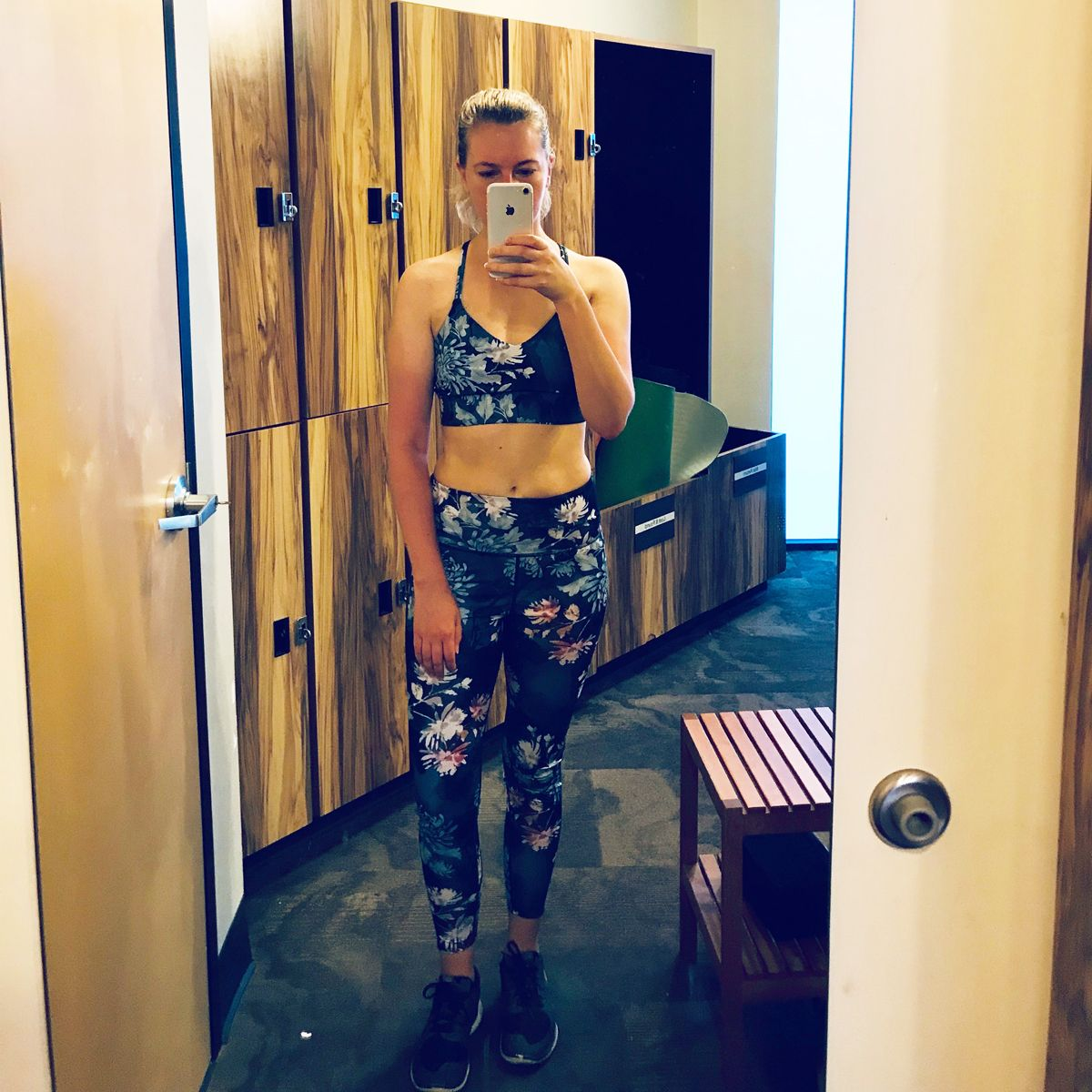 The Trend I Never Thought of Wearing to the Gym—Until Now