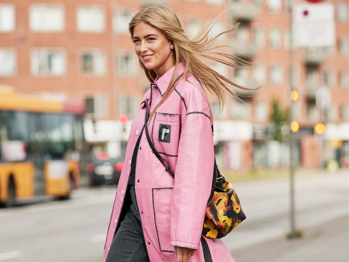 Language In 45 And 47 Stella Street: The Biggest Street Style Trends From Copenhagen Fashion