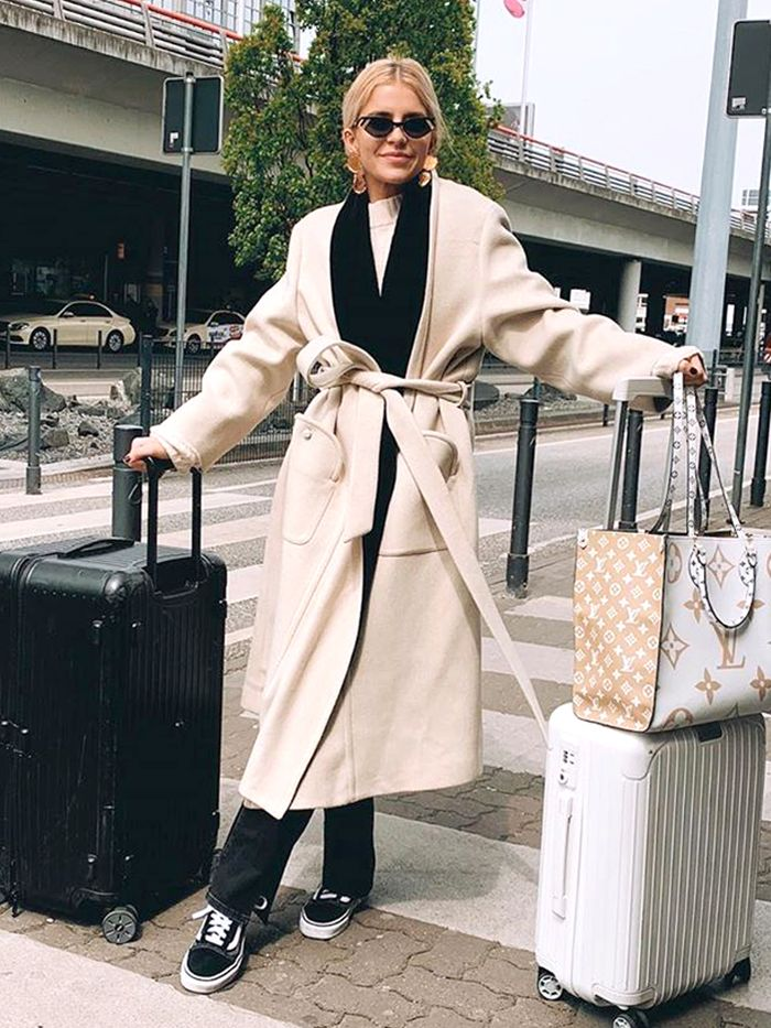 d32372438109d The Travel Capsule Wardrobe: 11 Outfits, Each Under $175 | Who What Wear